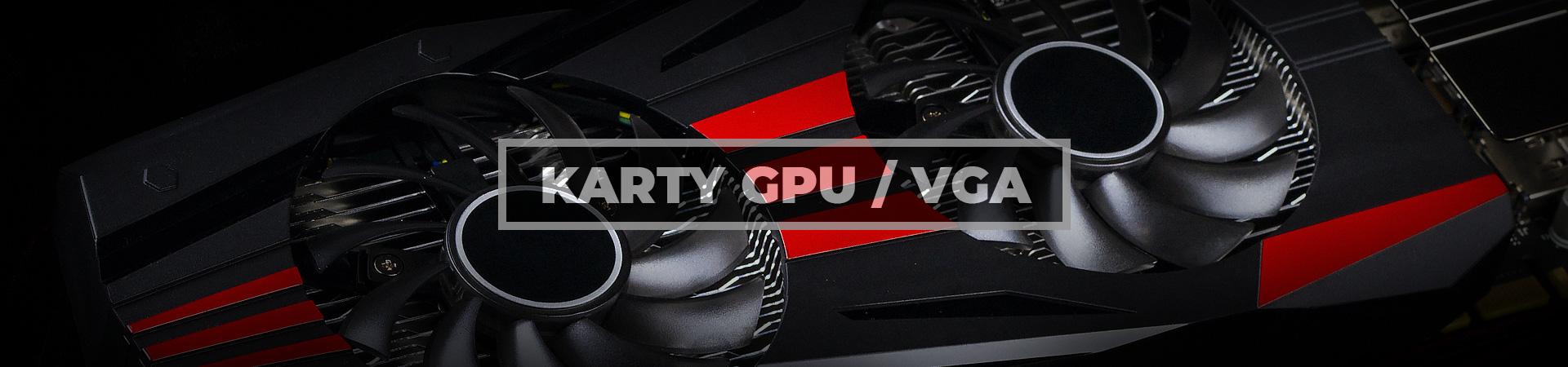 karty GPU / VGA