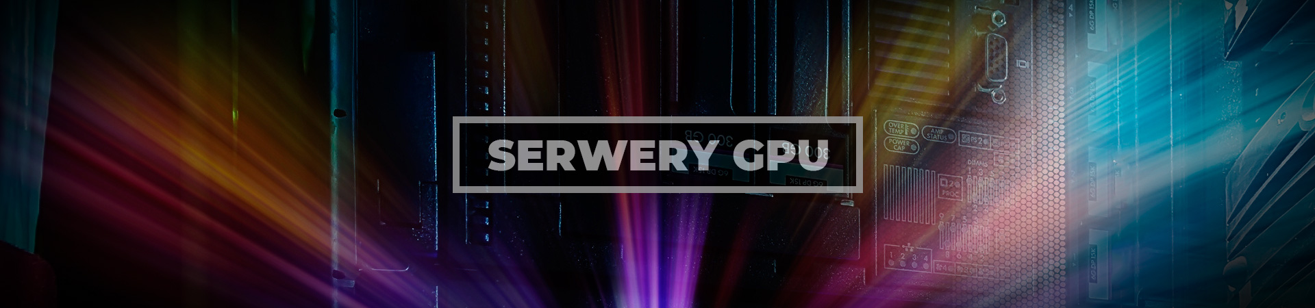 serwery GPU