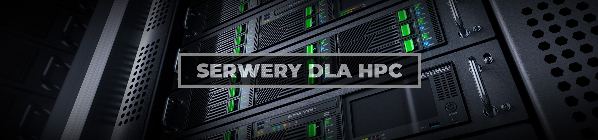 serwery dla HPC