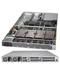 "Supermicro 1U GPU SYS-1029GQ-TVRT DP Scalable Processors 2x 2.5"" Hot-swap, 2x 2.5"" internal 1xM.2 2000W (Redundant, Titanium)"