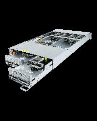 Giagabyte Server 2U H231-G20 2Node DP Scalable Processor 24 x 2.5 '' SSD/HDD 4x NVME 20 x SAS/SATA 2x 2200W RPSU