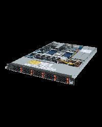Giagabyte Server 1U UP ROME R152-Z32 10x2.5'' NVME HDD bay SATA 6Gb / SAS 12Gb / U.2 2x 1100W 80+ Platinum