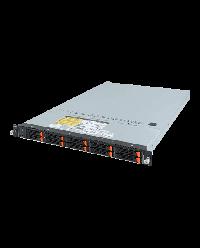 Giagabyte Server 1U DP ROME R182-Z92 10x2.5'' NVME HDD bay SATA 6Gb / SAS 12Gb / U.2 2x 1200W 80+ Platinum