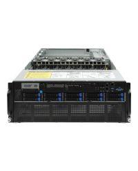 Gigabyte 4U G482-Z51 Dual AMD EPYC 8 x Gen4 GPU Server 6NG482Z51MR-00