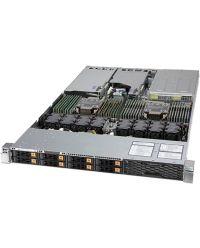 Supermicro 1U Superserver SYS-120H-TNR Dual Socket P+ 32 DIMM 12x 2.5'' NVMe/SAS/SATA 1200W RPSU