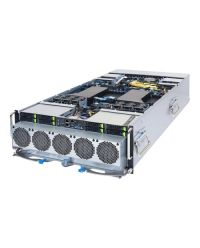 Gigabyte 4U G492-ZD0 HPC Server - 4U DP SXM4 A100 8 GPU Server 40GB module Supports NVIDIA HGX™ A100 with 8 x SXM4 GPU
