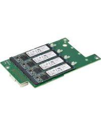 Supermicro M.2 NVMe Storage Expansion Card 4x M.2 AOM-B-4M
