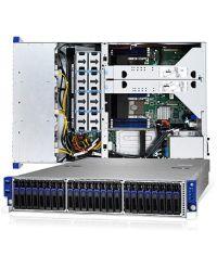 """Tyan Thunder SX TN70A-B7106 24 hot-swap 2.5"""" SAS 12G drive bays Tyan P3280-24I"""