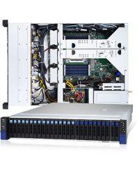Tyan 2U Transport SX TS65A-B8036T65AV12E16HR (10) 2.5'' SATA 6G + (16) NVMe U.2 (front) & (2) 2.5'' SATA 6G (rear) (1) AMD EPYC™ 7002 Series Processor
