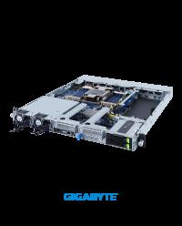 "Gigabyte 1U GPU E162-220 Edge Server Socket P+ 16 x DIMM 2 x 2.5"" SATA/SAS/Gen4 NVMe 3 x M.2 1 x OCP 3.0 800W"