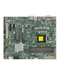 MB X12SAE UP Xeon® (LGA 1200) 4 UDIMM 128GB DDR4 non-ECC/ECC 2 GbE, ALC888S HD Audio, M.2, USB 3.2, VGA ATX / Intel® W480