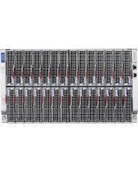 MicroBlade6U W/6x2.2KW power supply MBE-628E-622