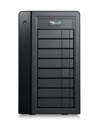 Pegasus32 R8 112TB (8 x 14TB SATA)for MAC and PC VIN:P32R8HD112EM UPC:704118169726