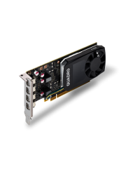 PNY Quadro P1000 LowProfile DP LP 4 GB GDDR5 128-bit VCQP1000-PB