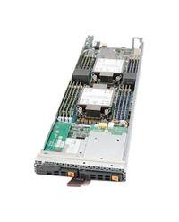 "Supermicro Twin Blade SBI-420P-4T2N Dual socket P+ 16 DIMMs 2 Hot-plug 2.5"" NVMe/SATA3 1xM.2 Dual 25G"