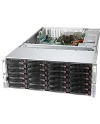 Supermicro 4U SSG-540P-E1CTR36H Single Socket P+ 8 DIMMs 36x Hot-swap 3.5'' 1200W RPSU