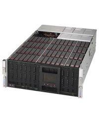 "Supermicro 4U Storage SSG-6049P-E1CR60L+ DP Scalable Processors 60x 3.5"" SAS3, 2x 2.5"" rear 2x 2200W (Redundant, Titanium)"