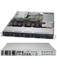 "Supermicro Superserver SYS-1029P-WTXXX WIO Flexible I/O 10/8 Hot-swap 2.5"" bays 2NVMe"