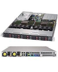 """Supermicro Superserver SYS-1029-E1XXX 10x 2.5"""" SAS3 Flexible Network Opt."""