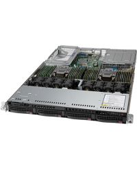Supermicro 1U SYS-610U-TNR Dual Socket P+ 32 DIMMs 4x3.5'' NVMe/SATA/SAS 1200W