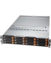 Supermicro 2U 4Node BigTwin SYS-620BT-HNC8R Socket P+ 3 Hot-swap 3.5''  2 M2 3808 (IT mode)  2600W