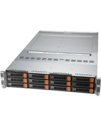 Supermicro 2U 4Node BigTwin  SYS-620BT-HNTR Socket P+ 20 DIMMs 3 Hot-swap 3.5'' 2 M.2 NVMe 2600W