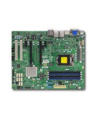 MB Supermicro X11SAE UP Xeon® Xeon® E3-1200 v6/v5 (LGA 1151) 4 UDIMM 64GB DDR4 non-ECC 8 SATA3 2 GbE, ALC888S HD Audio, M.2, USB 3.1 ATX / C236