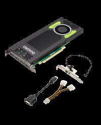 NVIDIA PNY Quadro M4000 8GB GDDR5 PCIe 3.0 - Active Cooling GPU-NVQM4000