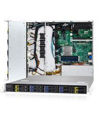"Server Barebones TYAN GT62BB5539 Xeon® D-1541 SoC, 1U (6) 2.5"" Hot-swap SATA bays + (4) NVMe, 500W"