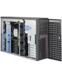 Supermicro 4U GPU 7049GP-TRT DP Scalable Processors 16 DIMM, up to 2TB DDR4 8x 3.5'' SATA3, 3x 5.25'' Up to 4 GPU 2000W (Redundant, Titanium)