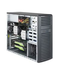 Supermicro Tower Workstation 7039A-i DP Scalable Processors 16 DIMM, up to 2TB DDR4 4x 3.5'', 2x 5.25'' Up to 2 GPU 1200W (Platinium)