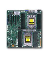 MB Supermicro H11DSi  DP AMD EPYC™  7000-series 16 DIMM slots 2TB DDR4 10 SATA3 1 M.2, 2 SATA DOM 2 1GbE E-ATX