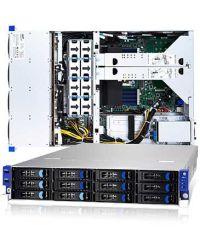 Tyan 2U Transport SX TN70E-B8026 (12) 3.5''/2.5''Hot Swap HDD/SSD + (2) 2.5'' Internal Hot Swap HDD/SSD