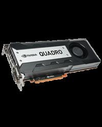 NVIDIA PNY Quadro K6000 12GB GDDR5 PCIe 3.0 - Active Cooling  NVQK6000