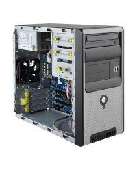 Gigabyte Server W131-X30 UP Xeon E3 CPU 4 DIMM DDR4 Tower 2xPeripheral 5.25''1x3.5''1x2.5'' HDD 500W PSU 2x1GbE 2xPCIex16 (Gen3x8 bus) slot 1xPCIex4 1xPCIex1PCI-E 6NW131X30MR-00