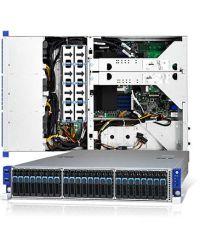 "TYAN Transport SX 2U  (TN70A-B8026) Single AMD EPYC CPU  (24) Front Hot-Swap 2.5"" NVMe"