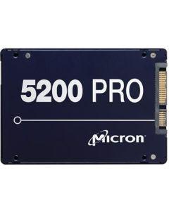 """Micron 5200 PRO Enterprise 2,5"""", 960GB, SATA3, 3D NAND"""